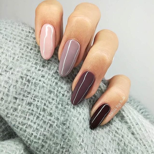 39 Trendy Fall Nails Art Designs Ideas To Look Autumnal & Charming - Hair and Beauty eye makeup Ideas To Try - Nail Art Design Ideas