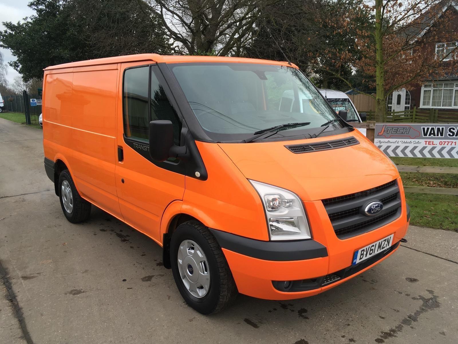 Ford Transit T330, 140 bhp, Awd, 4x4 ,Van   Ford transit, 4x4 van ...