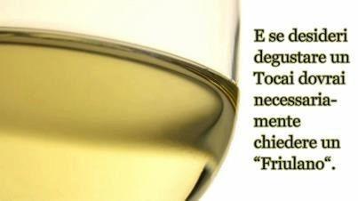 Il mio nome è Friulano: vieni a conoscermi meglio… - My name is Friulano… http://buff.ly/25sYuYZ #vino #wine