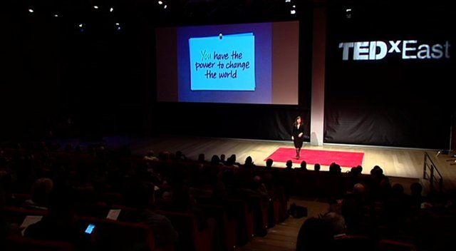 how to give a great presentation - nancy duarte's talk at tedx, Presentation templates