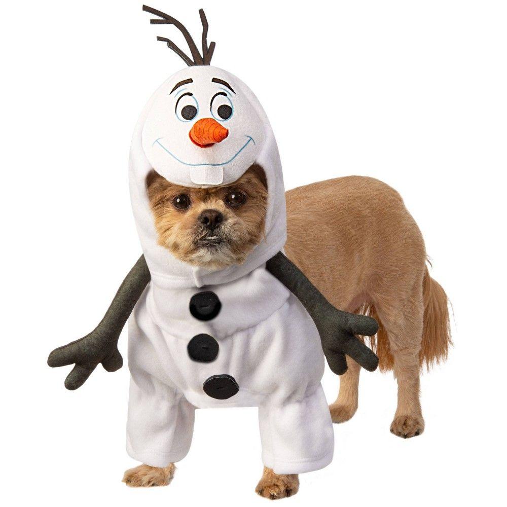 Halloween Rubies Disney Frozen Olaf Dog Costume L Adult Unisex
