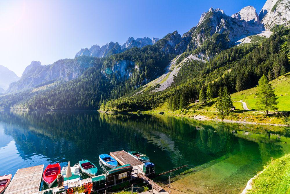 Wer braucht schon Mee(h)r? Die 10 schönsten Bergseen