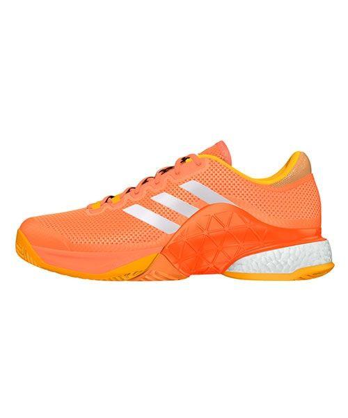 zapatilla adidas hombre naranja
