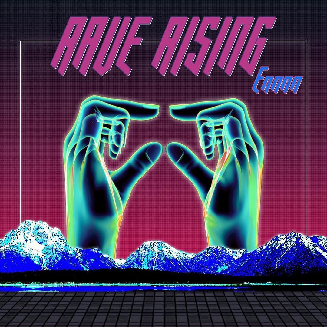 Ennnn - Rave Rising will release tomorrow by trekkietrax