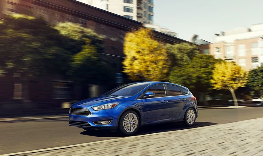 The 2015 Ford Focus | A THING OF BEAUTY. AND BRAINS. http://keeterford.com/Shelby-NC/For-Sale/New/?ModelId=106&Model=Focus
