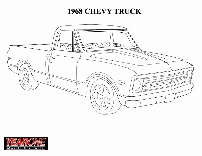 Truck Coloring Pages for Adults in 2020 Truck coloring