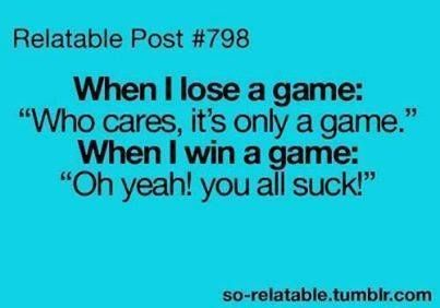 Game Funny And Quote Image Quotes Pinterest Quotes Images