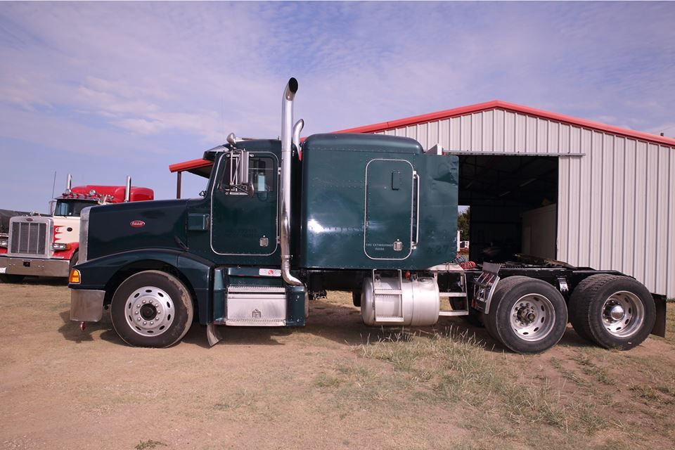 1992 peterbilt 377 3406 cat 370 rear ends 9 speed
