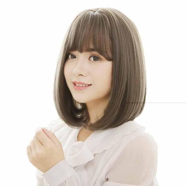 Model Warna Rambut Wanita Terbaru Warna Rambut Gaya Rambut Pendek Gaya Rambut Kepang