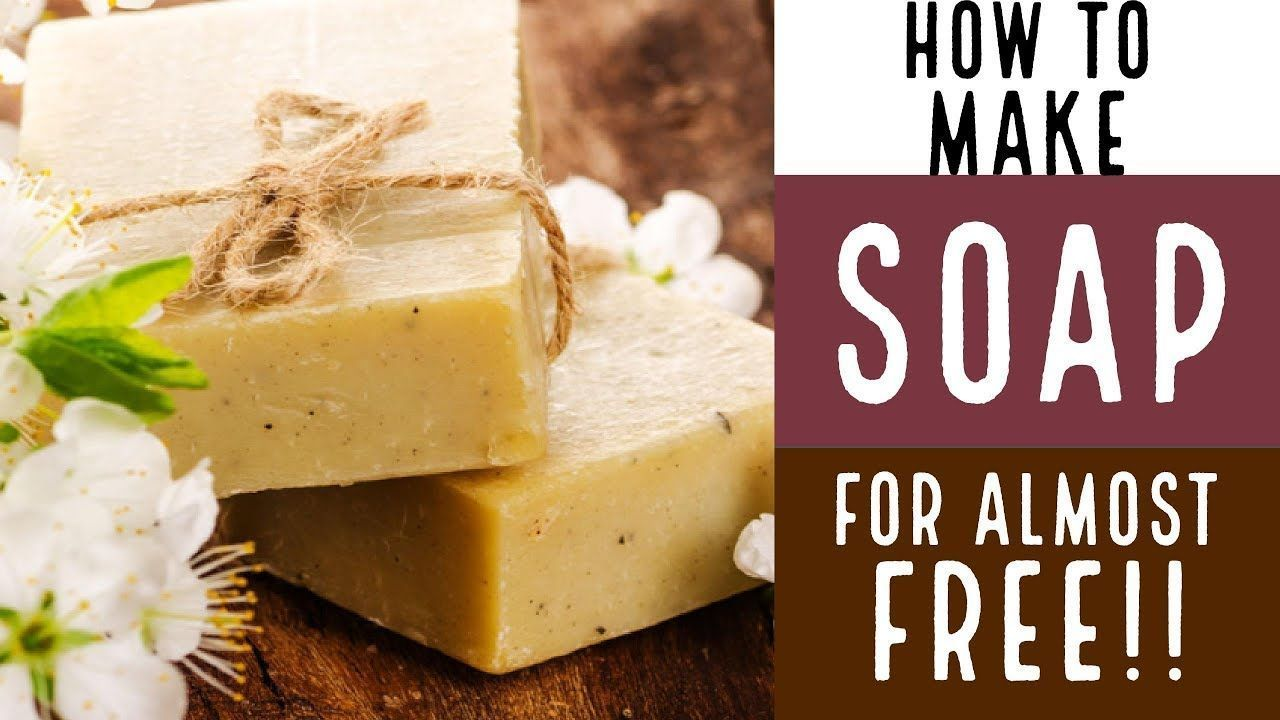 how to make hand made soap