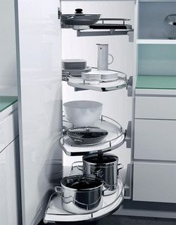 Cabinet Organizer - Fulterer Base Cabinet & Blind Corner ...
