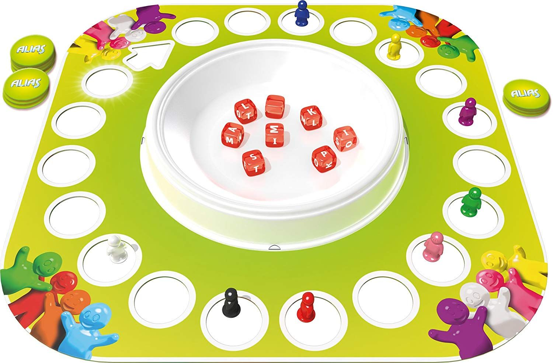 Tactic Games US Dice Alias (US/UK) Board Game >>> Click