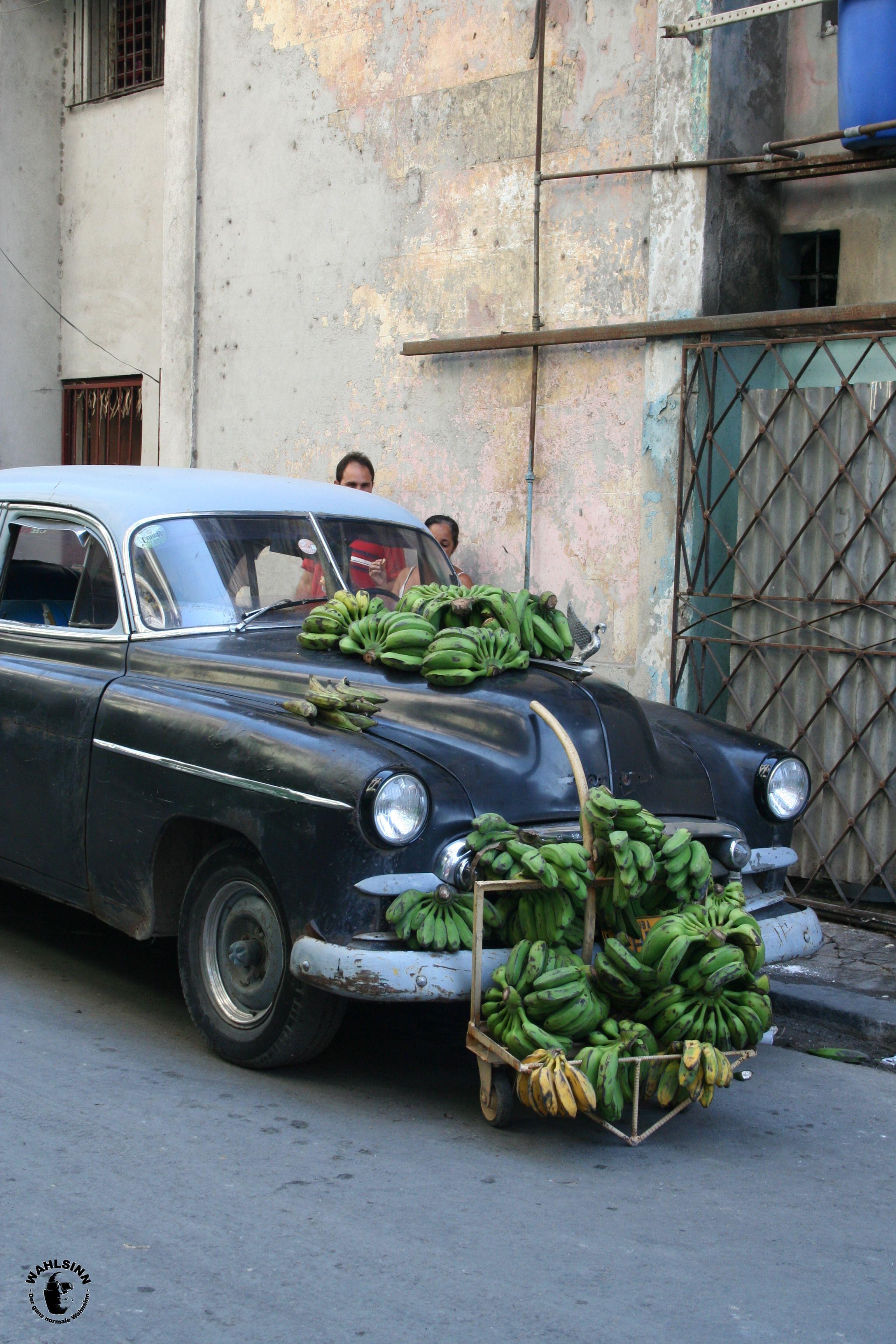 Straßenverkauf einnmal anders // Havanna (Kuba)