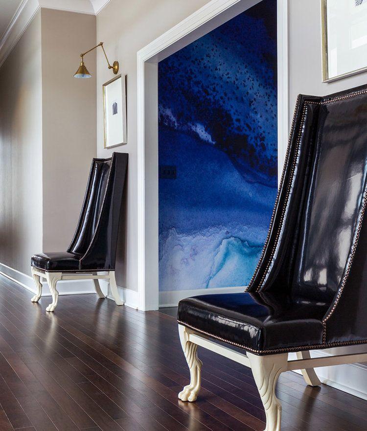Installations. Hallway ChairsInterior Design ...