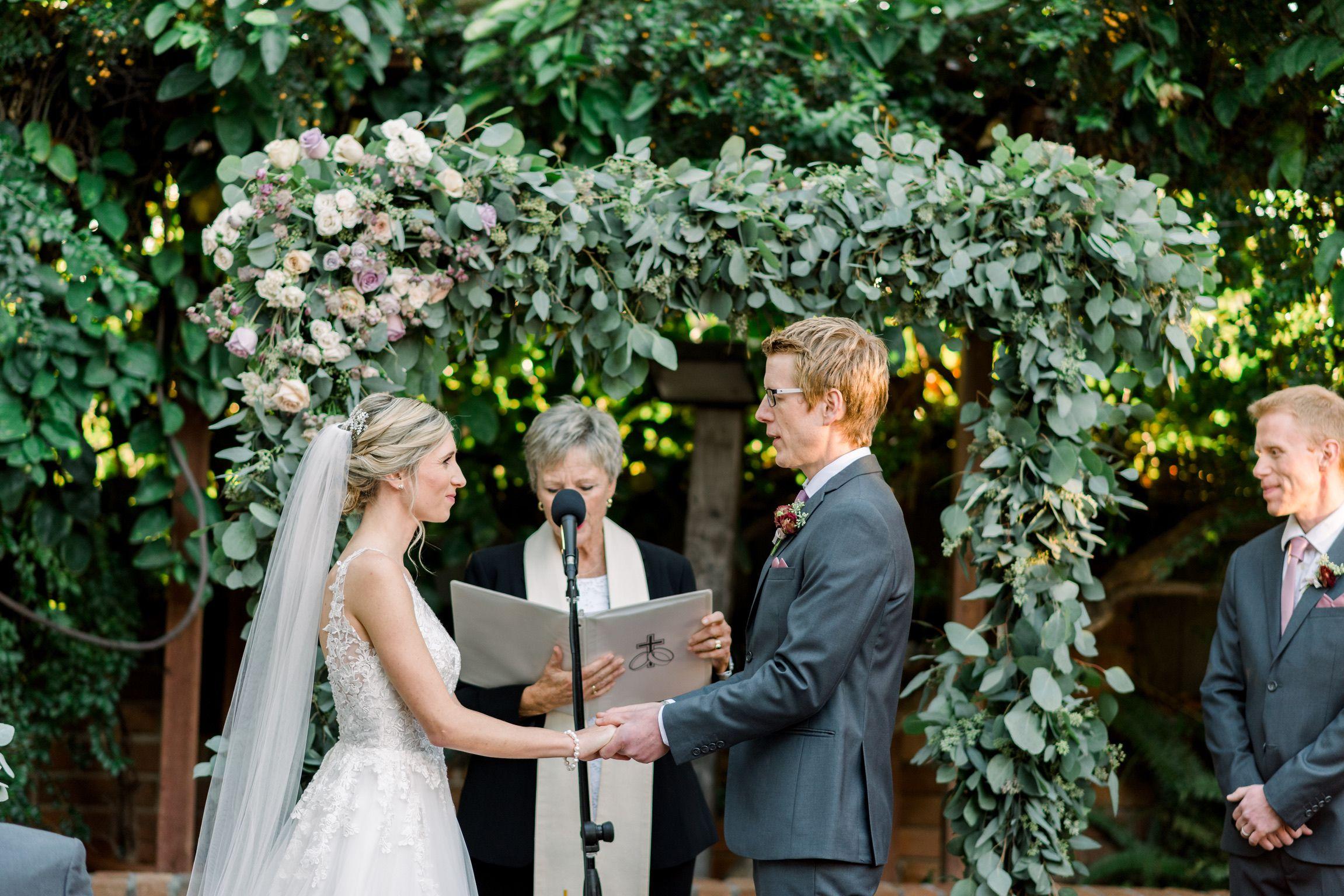 A London Boy And His American Bride In 2020 Wedding Officiant Wedding Bride Wedding Vows