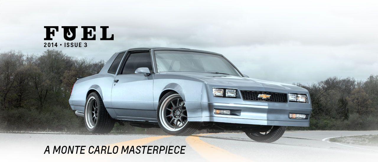 Monte Carlo SS Project Car  FUEL 2014 3  Chevrolet  Monte