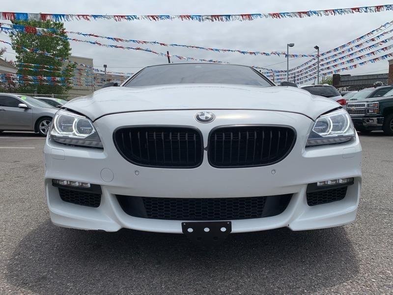 Bmw 6 Gran Coupe M Paket - BMW Wallpaper