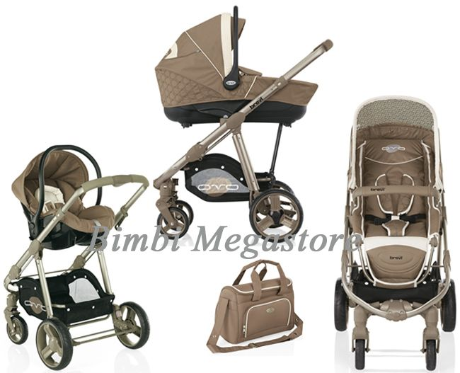 Brevi - Trio Ovo Car 2013 Premium Collection - Bimbi Megastore