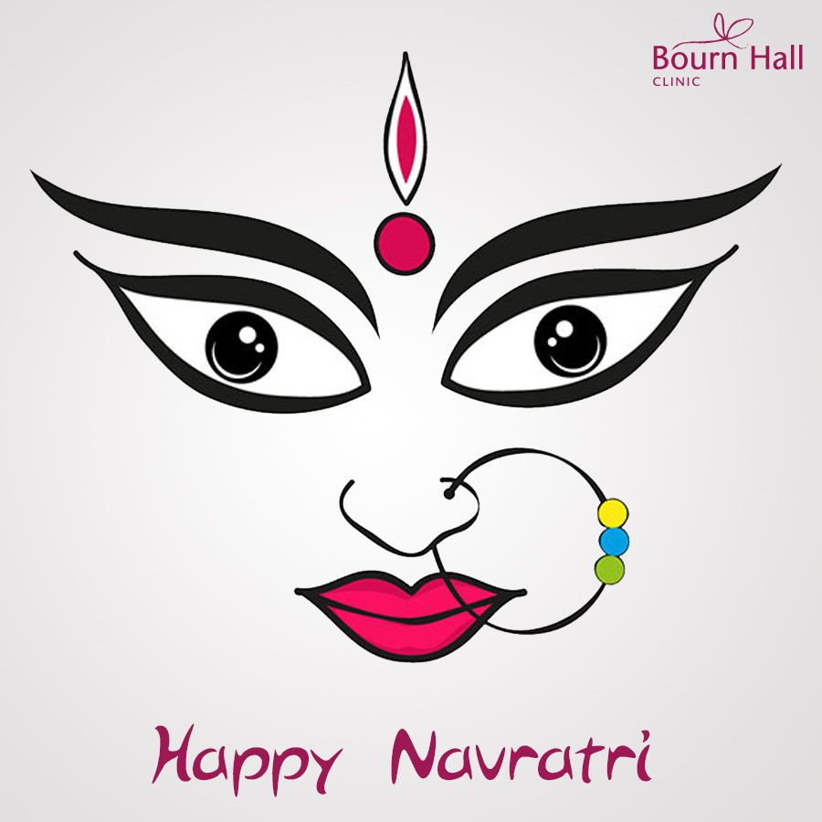 Bourn Hall And The Entire Team Wish You A Very Happy Navratri