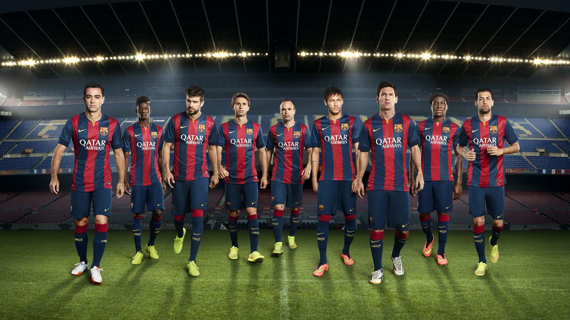 eeea412fa Download wallpapers of FC Barcelona