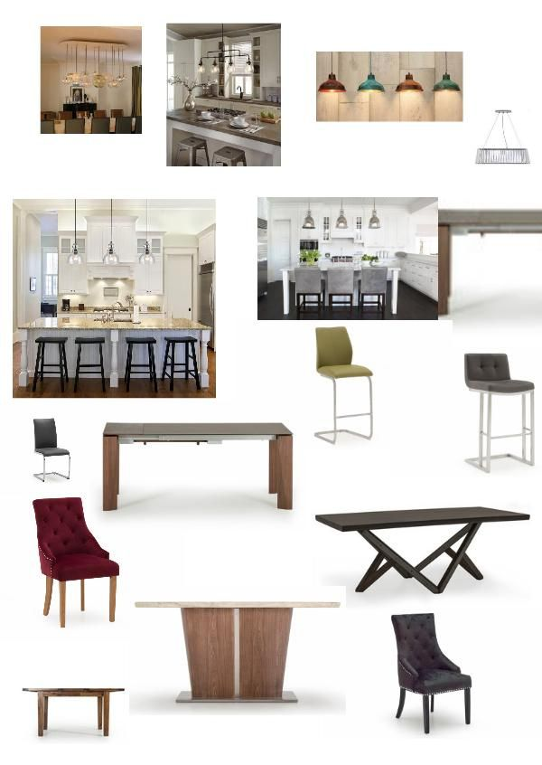 anna and conor modern kitchen and dining room design ...