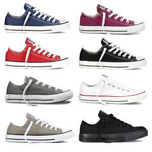 Converse Chuck Taylor All Star OX Herren Sneaker Turnschuhe
