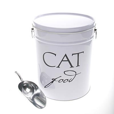 Cat Food Storage Container We Have One Of Those Cheap