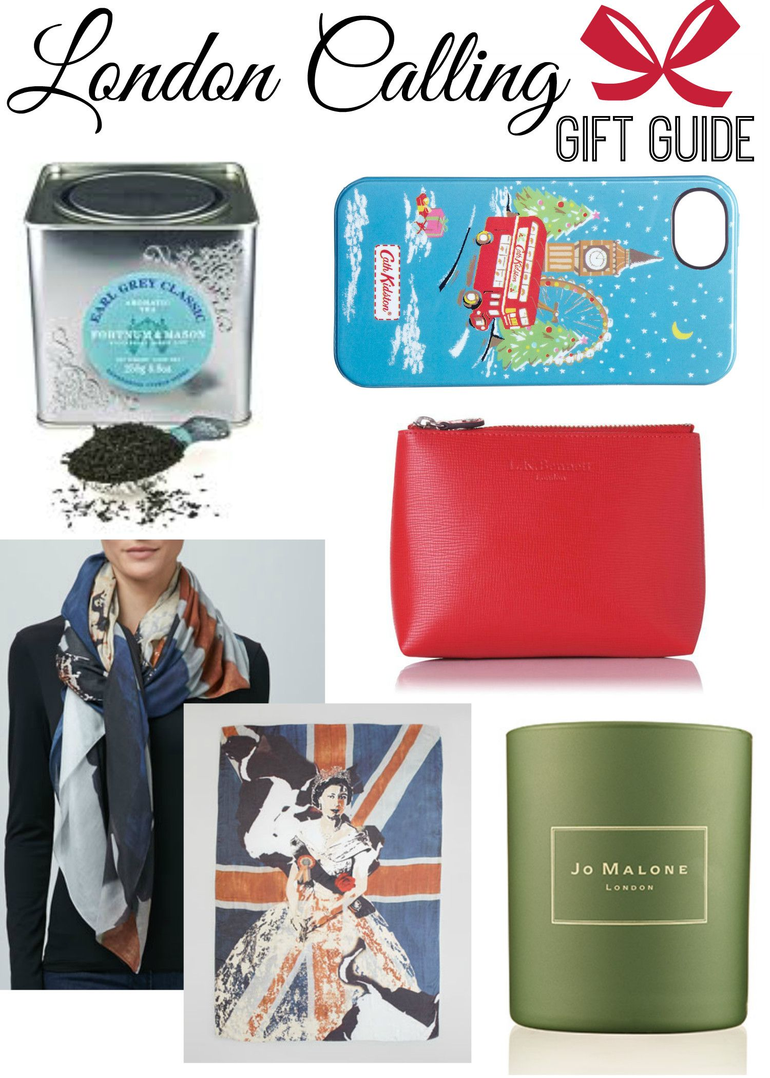 Gift guide for Anglophiles | Gift Ideas | Pinterest