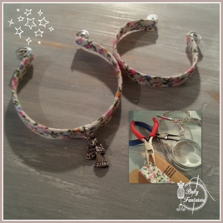 bracelet perle sans fermoir