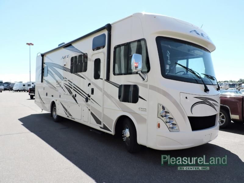 New 2018 Thor Motor Coach Ace 30 3 Motor Home Class A At