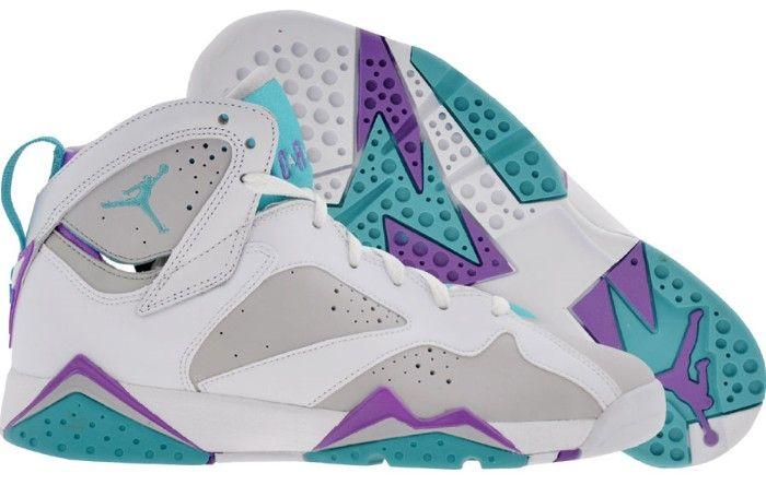 442960 001 Air Jordan 7 retro (gs) girls ntrl gry mnrl bl bright vlt whi  cheap Womens Jordans, If you want to look 442960 001 Air Jordan 7 retro  (gs) girls ...