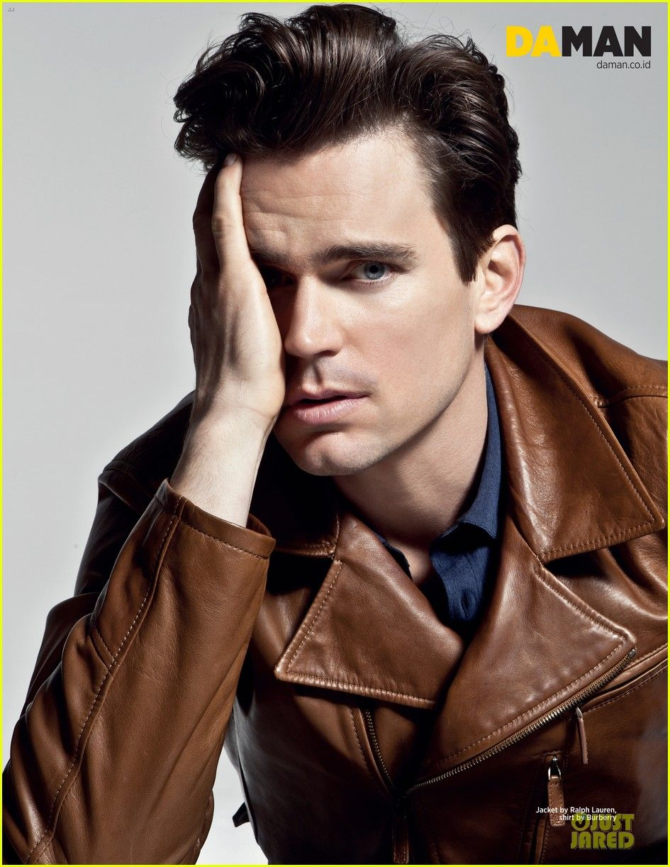 Matt Bomer: 'Da Man' Magazine Fashion Feature | matt bomer da man magazine fashion feature 02 - Photo Gallery | Just Jared