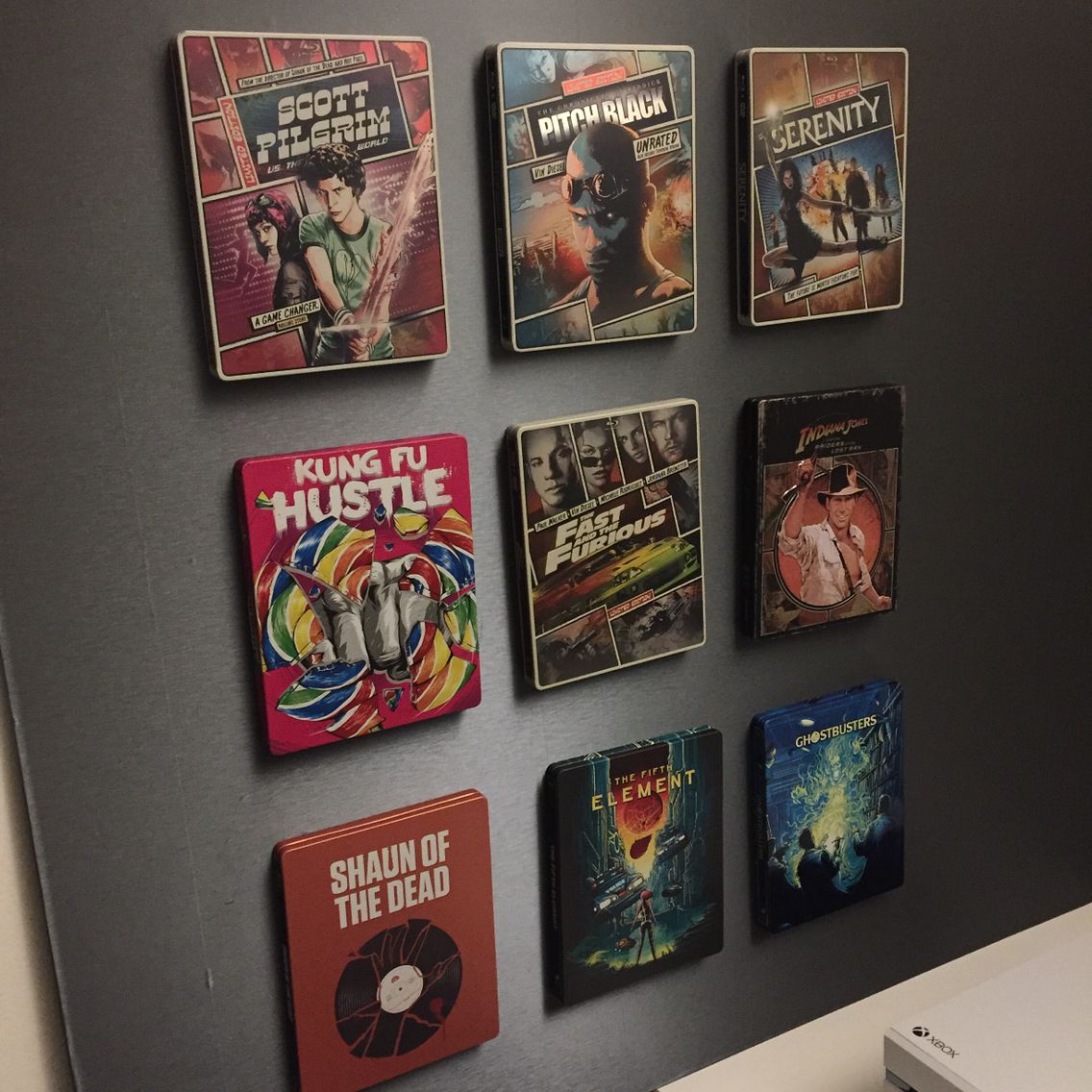 15 magnets Magnet for Steelbook Pack