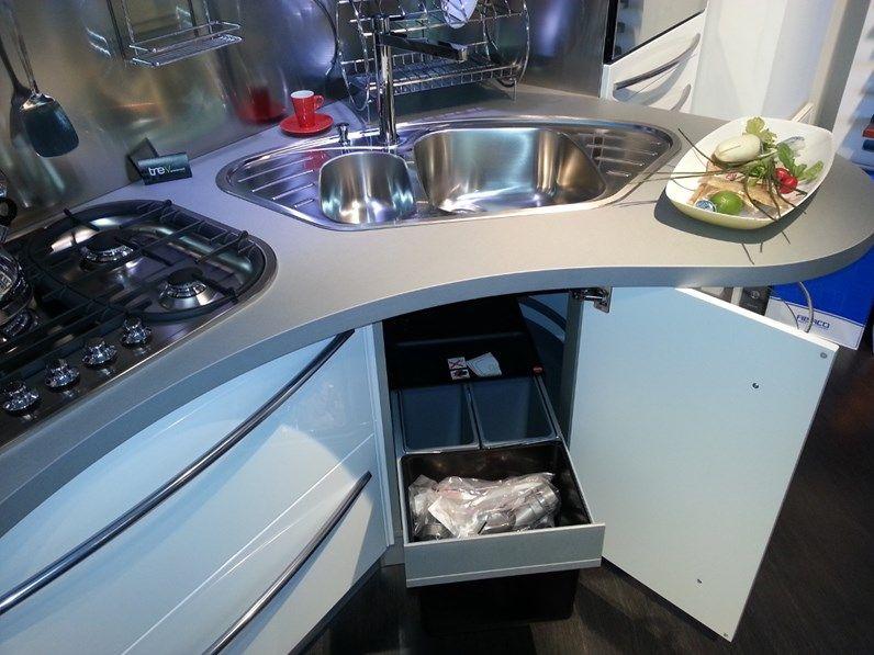 Cucina Snaidero Skyline scontato del -50 % nel 2019   Cucine ...