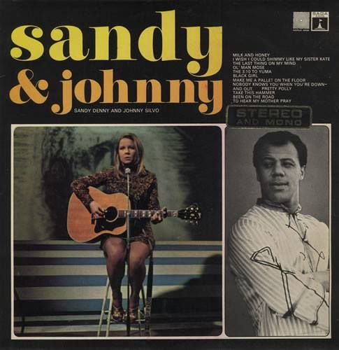 Sandy Denny And Johnny Silvo -Sandy's 1st Commercial