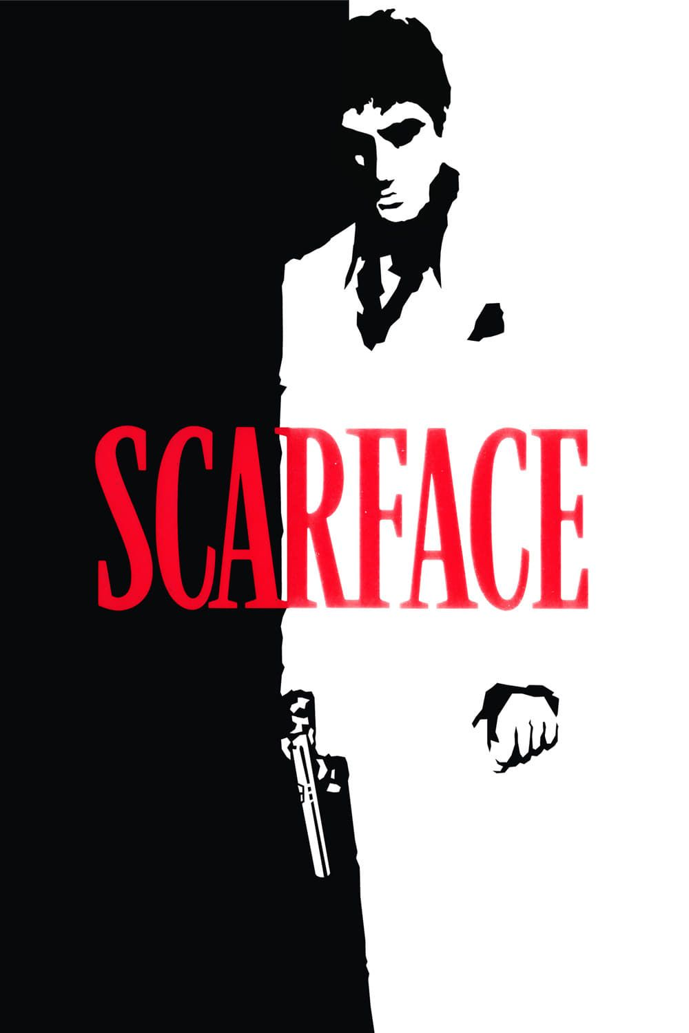 Descargar Scarface 1983 Pelicula Completa Ver Hd Espanol Latino Online Scarface Movie Scarface Poster Iconic Movie Posters
