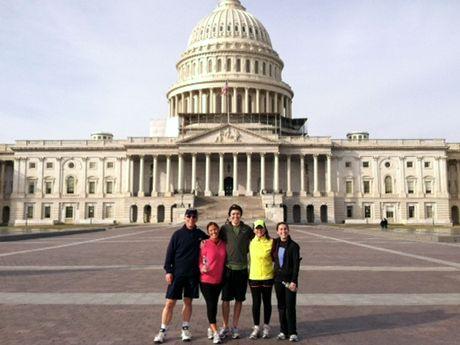 Alternate ways to workout in DC