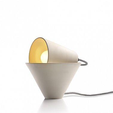 Настольная лампа Fabbian.
