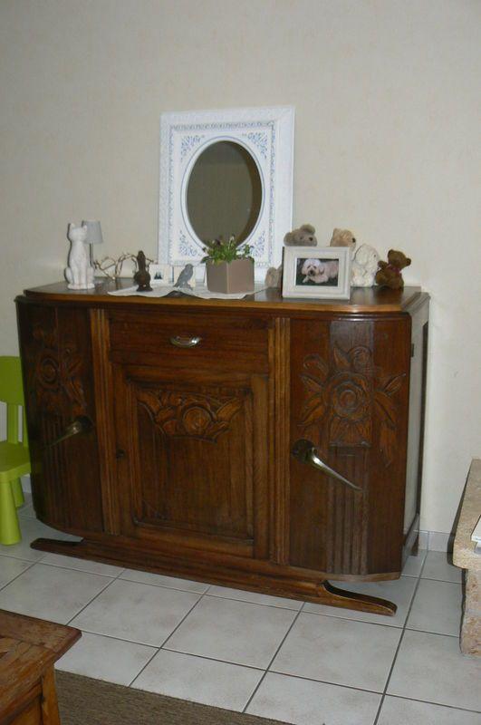 Et Encore Un Buffet Annees 30 Le Blog De L Atelier De Nath Relooker Meuble Mobilier De Salon Relooking Meuble