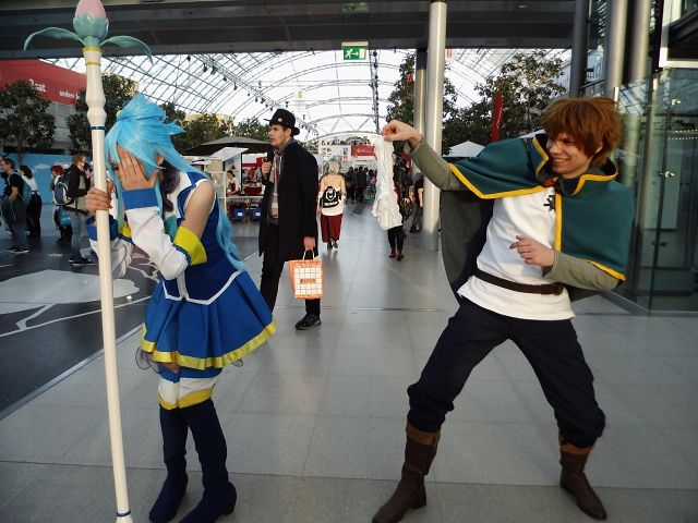 LBM 6 (Foto auf Animexx.de)  Cosplay ideen, Anime cosplay