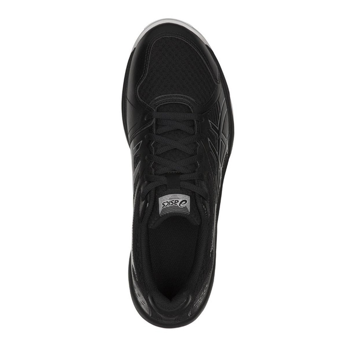 Volleyball Shoes Asics Upcourt 3 M 1071a019 001 Black Multicolored Volleyball Shoes Black Asics Shoes