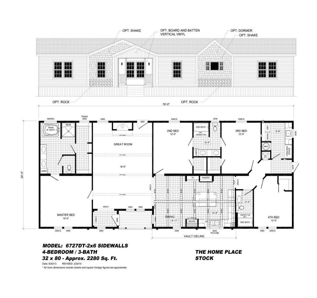 Floor Plan 17 Prefabricated houses, Home, Floor plans