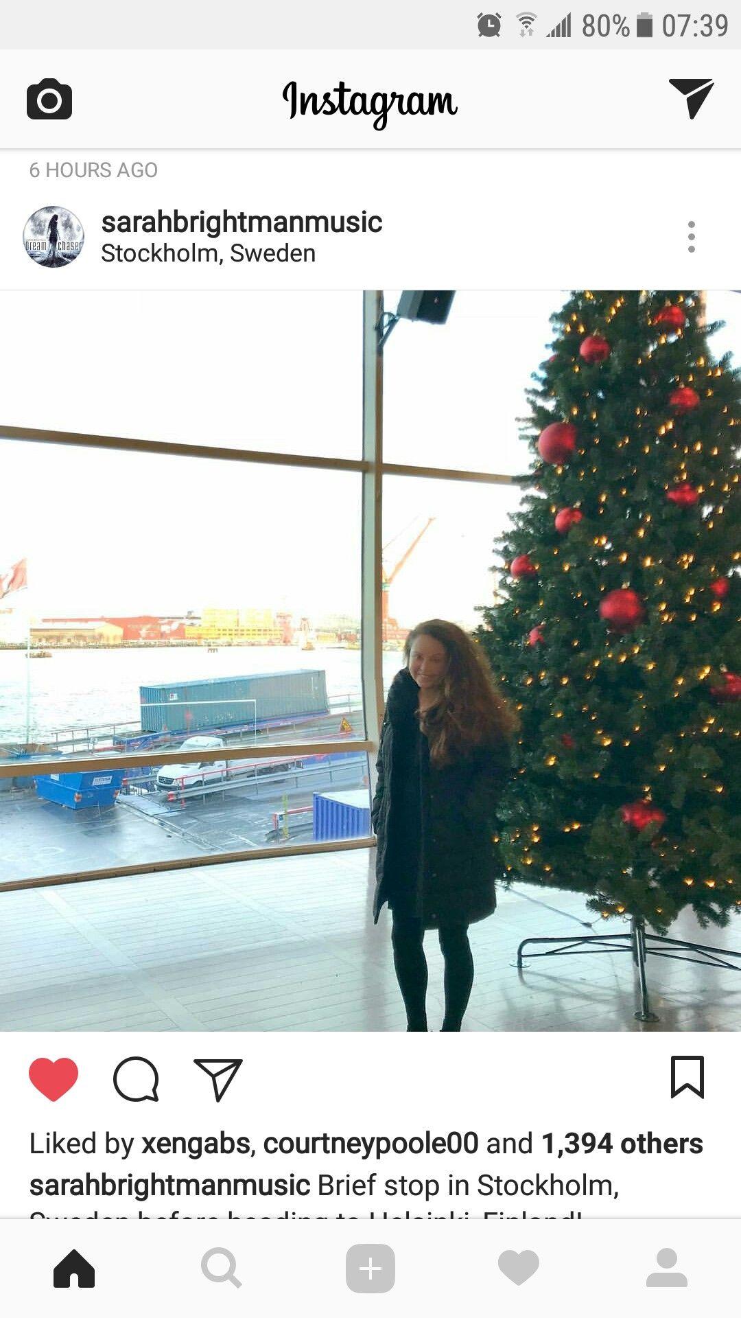 Our Angel of Music---Royal Christmas Gala. :) | Sarah Brightman ...