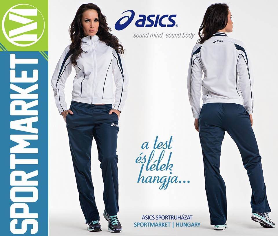 Válogass az Asics melegítők között női szabadidő ruha  184e06e36f