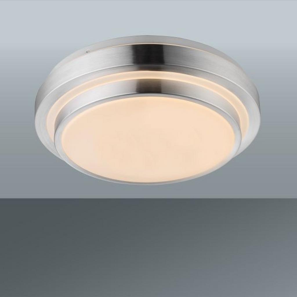 Großartig Deckenlampe Wohnzimmer Foto Von Deckenleuchten Design | Deckenleuchte Led Flach Dimmbar
