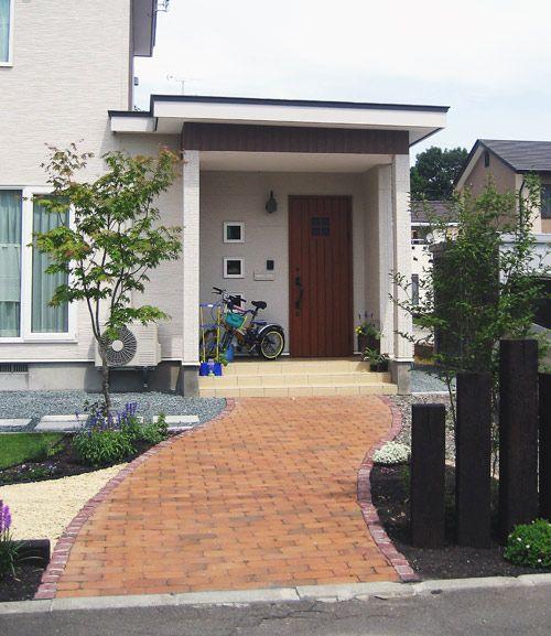Garage Door Landscaping Ideas: Front Yard Landscaping