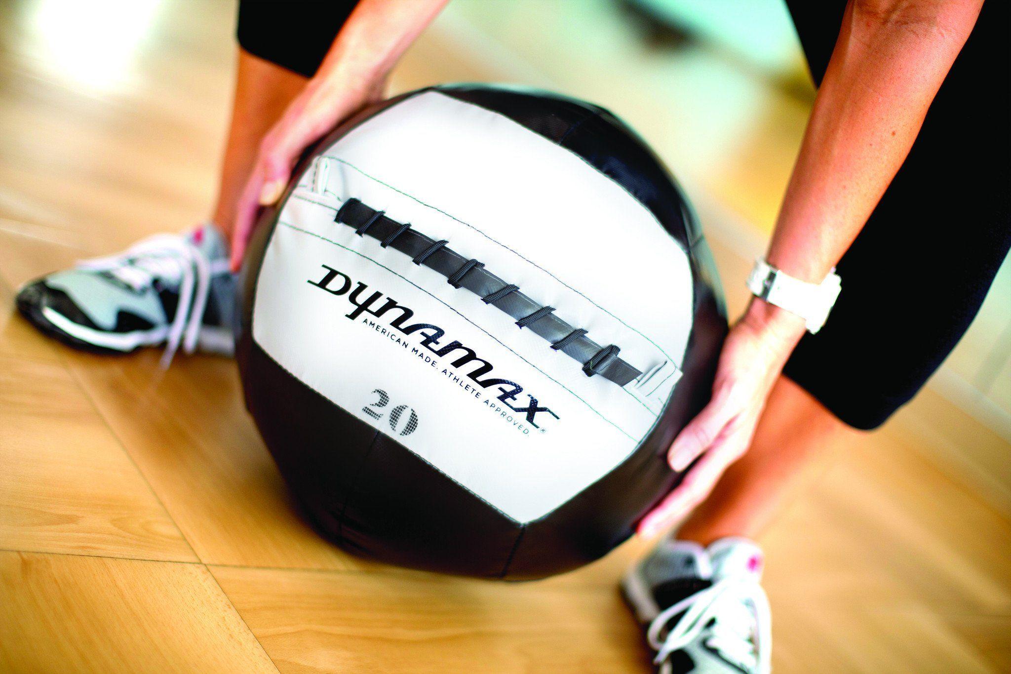 Dynamax Medicine Balls In 2020 Medicine Ball Medicine Fun