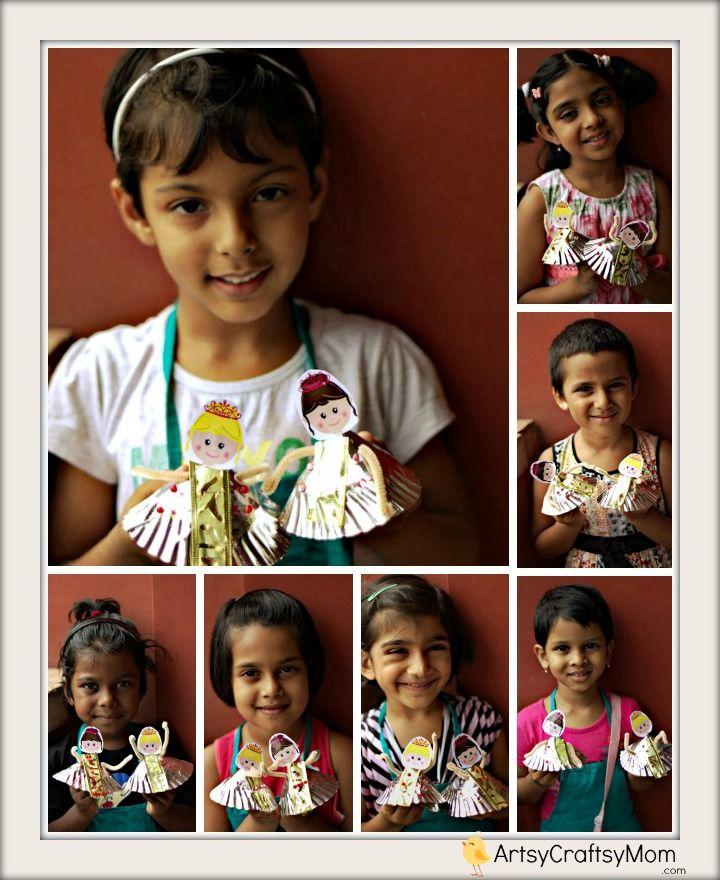 Paper Plate Princess Craft  sc 1 st  Pinterest & Paper Plate Princess Craft | Princess crafts Princess and Craft