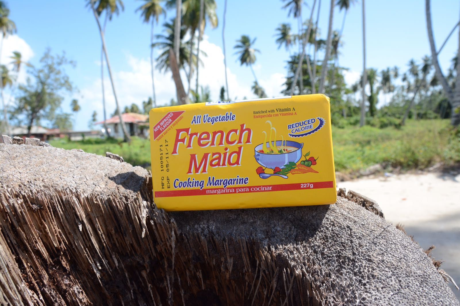 French Maid margarine Trinidad and Tobago (With images