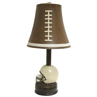 17 football lamp shop hobby lobby football fanatic pinterest 17 football lamp shop hobby lobby aloadofball Images